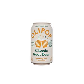 olipop, classic root beer