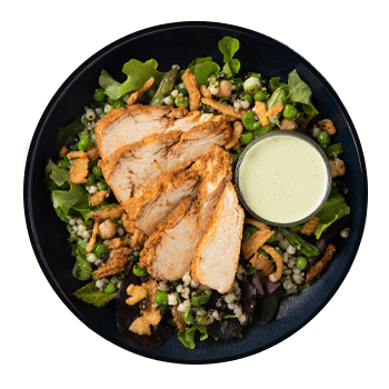 Super Greens & Grains Salad