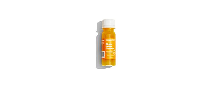 Turmeric Ginger Honey Shot