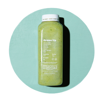green up smoothie