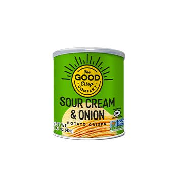 Good Crisp Company, Sour Cream & Onion