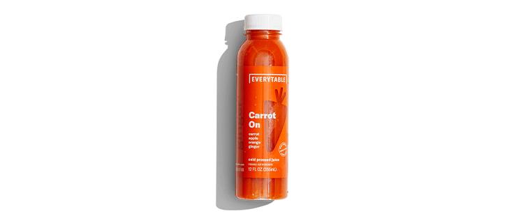 carrot on Juice