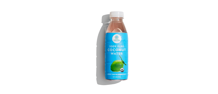 Copra, Coconut Water