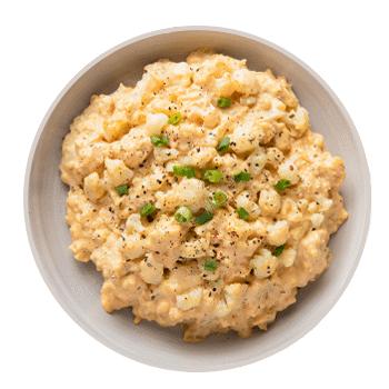 cauli mac & cheese (serves 6)