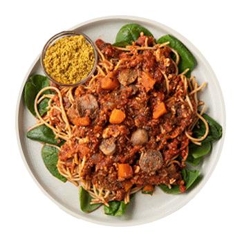 spaghetti 'bolognese'