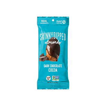 Skinnydipped, Dark Chocolate Cocoa Almonds