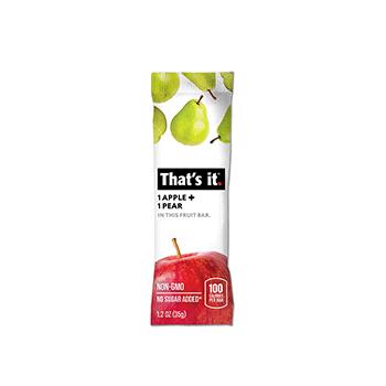 That's It, Apple & Pear